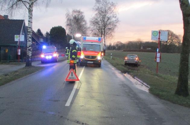 POL-STD: 15-jährige Schülerin bei Unfall in Deinste schwer verletzt, Einbruch in Buxtehuder Pizza-Service, Unbekannter Autofahrer beschädigt geparkten PKW -Polizei sucht Verursacher und Zeugen