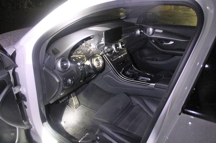 POL-MK: Mutmaßliche Fahrzeugteile-Diebe festgenommen