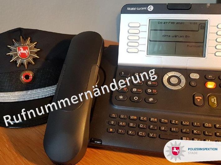 Stade: Polizeistationen im Landkreis Stade mit neuen Telefonnummern