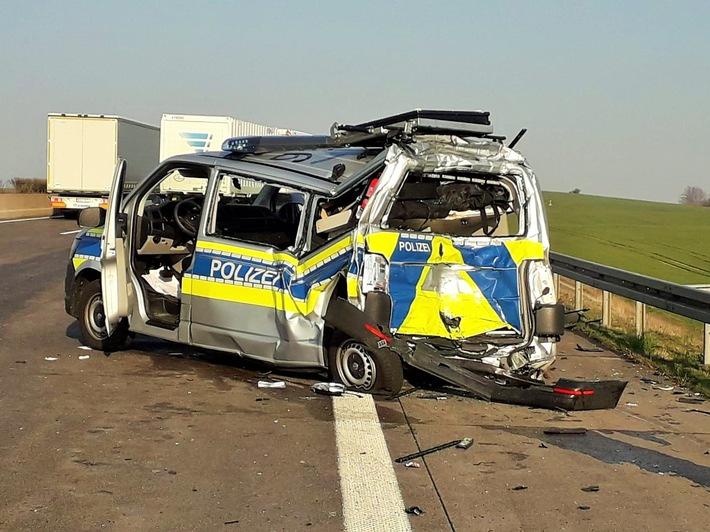 API-TH: Unfälle im März mit gravierenden Folgen – überwiegend Lkw beteiligt