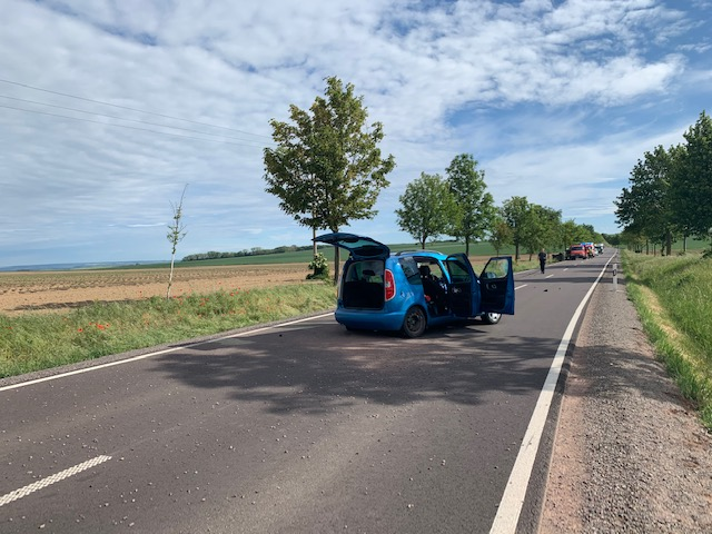 Read more about the article Polizeirevier Harz – Pressemitteilung Nr.: 166/2020  Halberstadt, den 30. Mai 2020