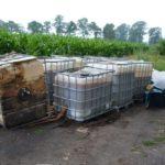 Borken  POL-BOR: Gronau - Entsorgung eines illegalen Drogenlabors (Dumping)