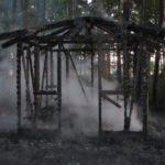 POL-NI: Brand einer Fahrradschutzhütte zwischen Müsleringen und Diethe