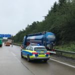 POL-DEL: Autobahnpolizei Ahlhorn: Verkehrsunfälle auf der Autobahn 29 +++ Sperrung der Richtungsfahrbahn Osnabrück +++ Verkehrsbehinderungen