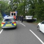 POL-GM: 080720-527: Mit Auto überschlagen - zwei Verletzte