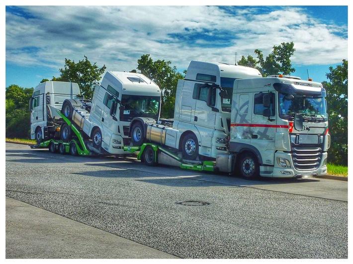 Read more about the article Wetterau  POL-WE: Autobahnpolizei Mittelhessen: Ungarischen LKW-Transport gestoppt