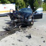 Cuxhaven  POL-CUX: Verkehrsunfall mit mehreren Verletzten