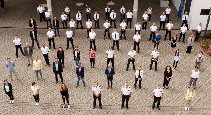 Read more about the article Osthessen  POL-OH: 14 zusätzliche Stellen für die osthessische Polizei: Größter Personalzuwachs seit Bestehen des Polizeipräsidiums Osthessen